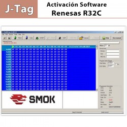 Activación Software Renesas R32C