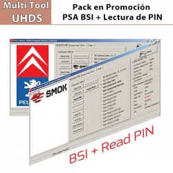 PSA BSI + Read PIN PROMOTION