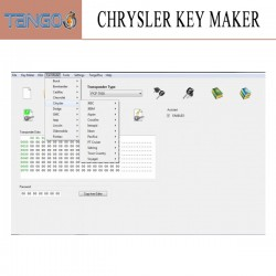 CHRYSLER KEY MAKER