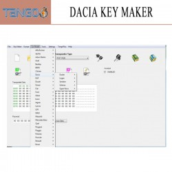 DACIA KEY MAKER
