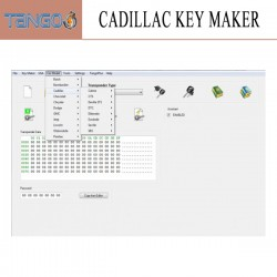 CADILLAC KEY MAKER