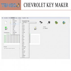 CHEVROLET KEY MAKER