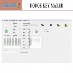 DODGE KEY MAKER