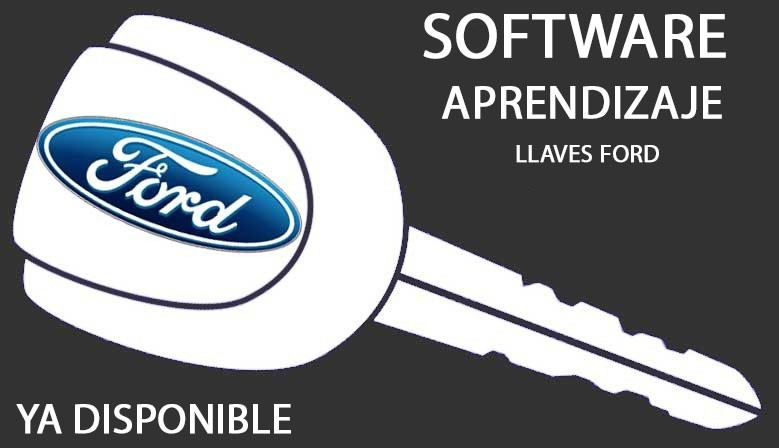 Software llaves Ford