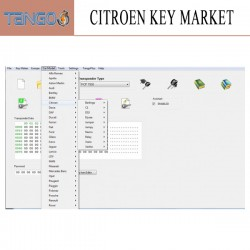CITROEN KEY MARKET