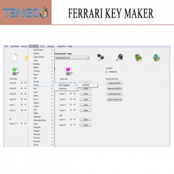 FERRARI KEY MAKER