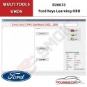 EU0033 Ford Keys Learning OBD