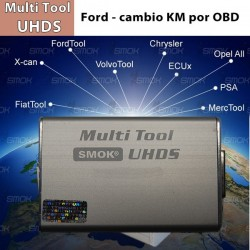 Ford - Change KM by OBD Multi Tools UHDS