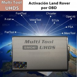 Land Rover by OBD Multi Tools UHDS