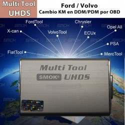 Ford / Volvo Cambio KM  DDM/PDM by OBD Multi Tools UHDS
