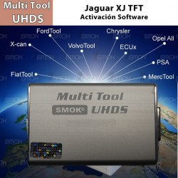 Jaguar XJ TFT  Multi Tools UHDS